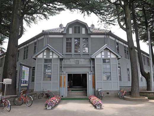 重要文化財 旧松本高等学校